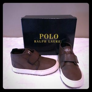 Polo - toddler boy shoes